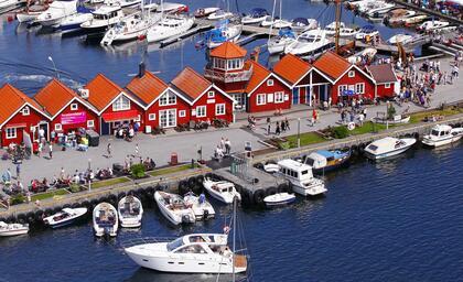 Gjestehavn Helgeroa